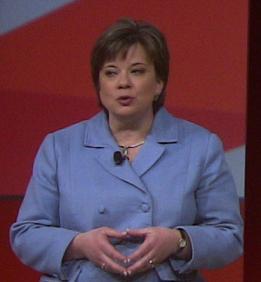 Beth Smith, VP, IBM Analytics